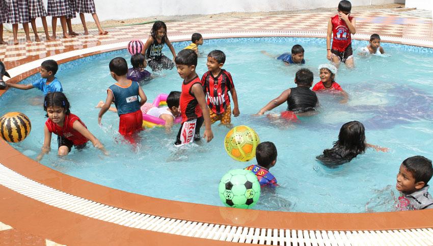Minor Swimming Pool